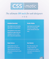 The ultimate CSS tools for web designers